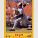 1988 Score Baseball #518 Don Aase - Baltimore Orioles