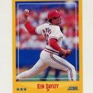 1988 Score Baseball #517 Ken Dayley - St. Louis Cardinals