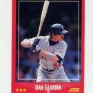 1988 Score Baseball #324 Dan Gladden - Minnesota Twins