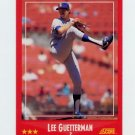 1988 Score Baseball #323 Lee Guetterman - Seattle Mariners