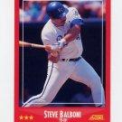 1988 Score Baseball #273 Steve Balboni - Kansas City Royals