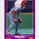 1988 Score Baseball #099 Buddy Bell - Cincinnati Reds