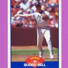 1989 Score Baseball #610 Buddy Bell - Houston Astros