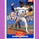 1989 Score Baseball #553 Danny Darwin - Houston Astros