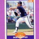 1989 Score Baseball #273 Bob Knepper - Houston Astros