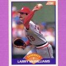 1989 Score Baseball #259 Larry McWilliams - St. Louis Cardinals