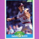 1989 Score Baseball #153 DeWayne Buice - California Angels