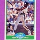 1989 Score Baseball #097 Gerald Young - Houston Astros