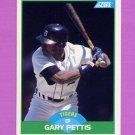 1989 Score Baseball #026 Gary Pettis - Detroit Tigers