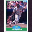 1989 Score Baseball #007 Kal Daniels - Cincinnati Reds ExMt