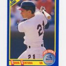1990 Score Baseball #595 Robin Ventura - Chicago White Sox