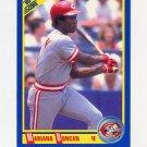 1990 Score Baseball #506 Mariano Duncan - Cincinnati Reds