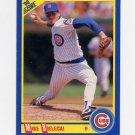 1990 Score Baseball #484 Mike Bielecki - Chicago Cubs