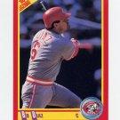 1990 Score Baseball #434 Bo Diaz - Cincinnati Reds