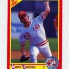 1990 Score Baseball #289 Danny Jackson - Cincinnati Reds