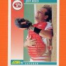 1992 Score Baseball #311 Jeff Reed - Cincinnati Reds