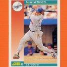 1992 Score Baseball #226 Mike Scioscia - Los Angeles Dodgers