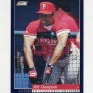 1994 Score Baseball #158 Milt Thompson - Philadelphia Phillies
