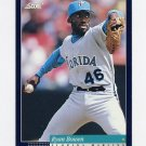 1994 Score Baseball #142 Ryan Bowen - Florida Marlins