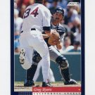 1994 Score Baseball #121 Greg Myers - California Angels