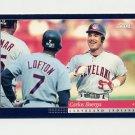 1994 Score Baseball #053 Carlos Baerga - Cleveland Indians