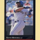 1992 Leaf Baseball Black Gold #185 Kevin Mitchell - Seattle Mariners