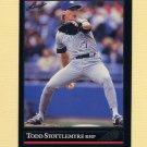 1992 Leaf Baseball Black Gold #167 Todd Stottlemyre - Toronto Blue Jays