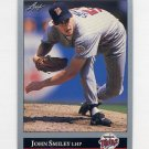 1992 Leaf Baseball #526 John Smiley - Minnesota Twins
