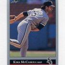 1992 Leaf Baseball #517 Kirk McCaskill - Chicago White Sox