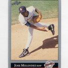 1992 Leaf Baseball #507 Jose Melendez - San Diego Padres