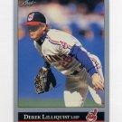 1992 Leaf Baseball #451 Derek Lilliquist - Cleveland Indians