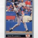 1992 Leaf Baseball #439 John Flaherty - Boston Red Sox
