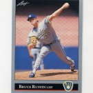 1992 Leaf Baseball #414 Bruce Ruffin - Milwaukee Brewers
