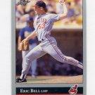 1992 Leaf Baseball #379 Eric Bell - Cleveland Indians
