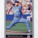 1992 Leaf Baseball #332 Mark Gubicza - Kansas City Royals