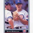 1992 Leaf Baseball #162 Shawn Boskie - Chicago Cubs