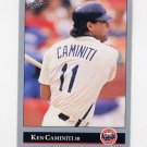 1992 Leaf Baseball #140 Ken Caminiti - Houston Astros