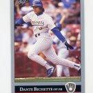 1992 Leaf Baseball #134 Dante Bichette - Milwaukee Brewers
