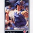 1992 Leaf Baseball #072 Joe Girardi - Chicago Cubs