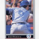 1992 Leaf Baseball #060 John Olerud - Toronto Blue Jays