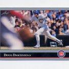 1992 Leaf Baseball #051 Doug Dascenzo - Chicago Cubs