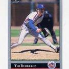 1992 Leaf Baseball #044 Tim Burke - New York Mets
