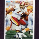 1994 Fleer Football #468 Tim Johnson - Washington Redskins