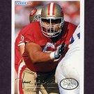 1994 Fleer Football #422 Jesse Sapolu - San Francisco 49ers