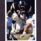 1994 Fleer Football #397 Marion Butts - San Diego Chargers