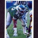 1994 Fleer Football #374 William Perry - Philadelphia Eagles