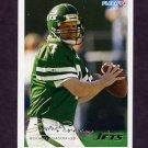 1994 Fleer Football #353 Boomer Esiason - New York Jets