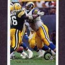 1994 Fleer Football #253 Marc Boutte - Los Angeles Rams