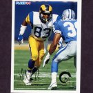 1994 Fleer Football #251 Flipper Anderson - Los Angeles Rams