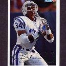 1994 Fleer Football #203 Ray Buchanan - Indianapolis Colts